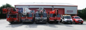 KAS Crane Hire Barnstaple